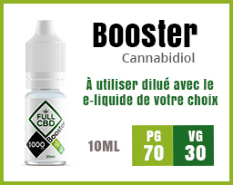 Booster CBD FULL CBD
