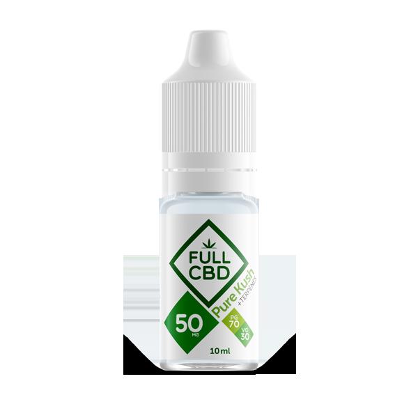 E-liquide Pure Kush de FULL CBD
